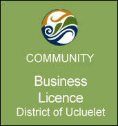 Member of the Ucluelet Chamber of Commerce