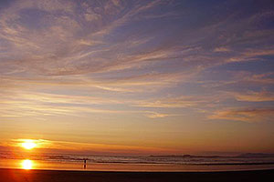 Stunning Sunsets, Pacific Rim National Park Slideshow